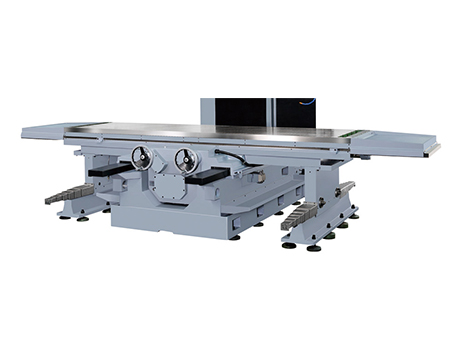 Bed Type Vertical Boring & Milling Machine supporter