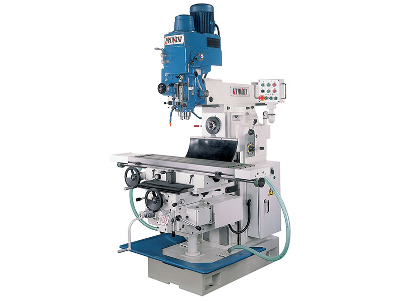 Knee Type Vertical &  Horizontal Milling Machine CS-G450B