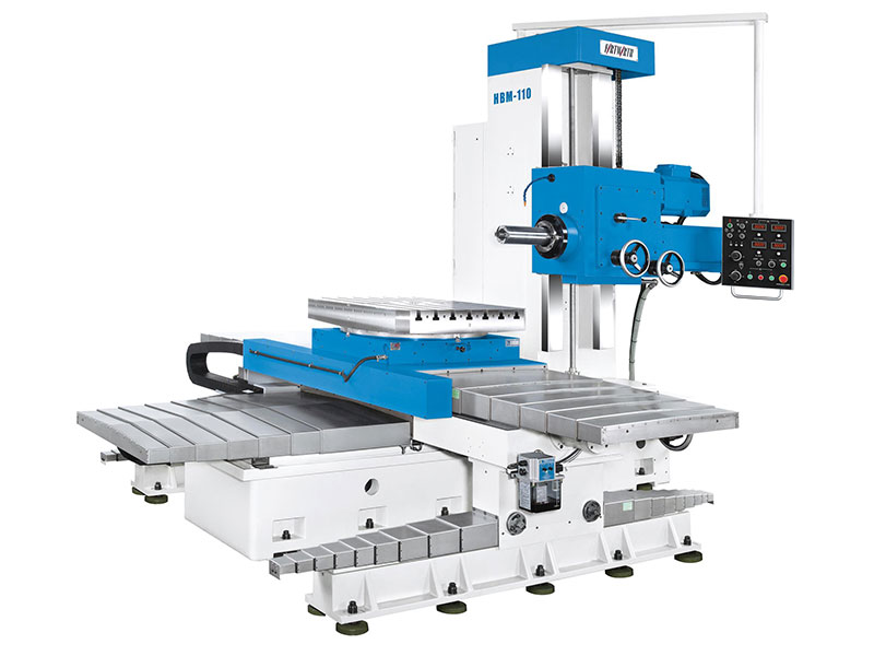 Horizontal Boring & Milling Machine